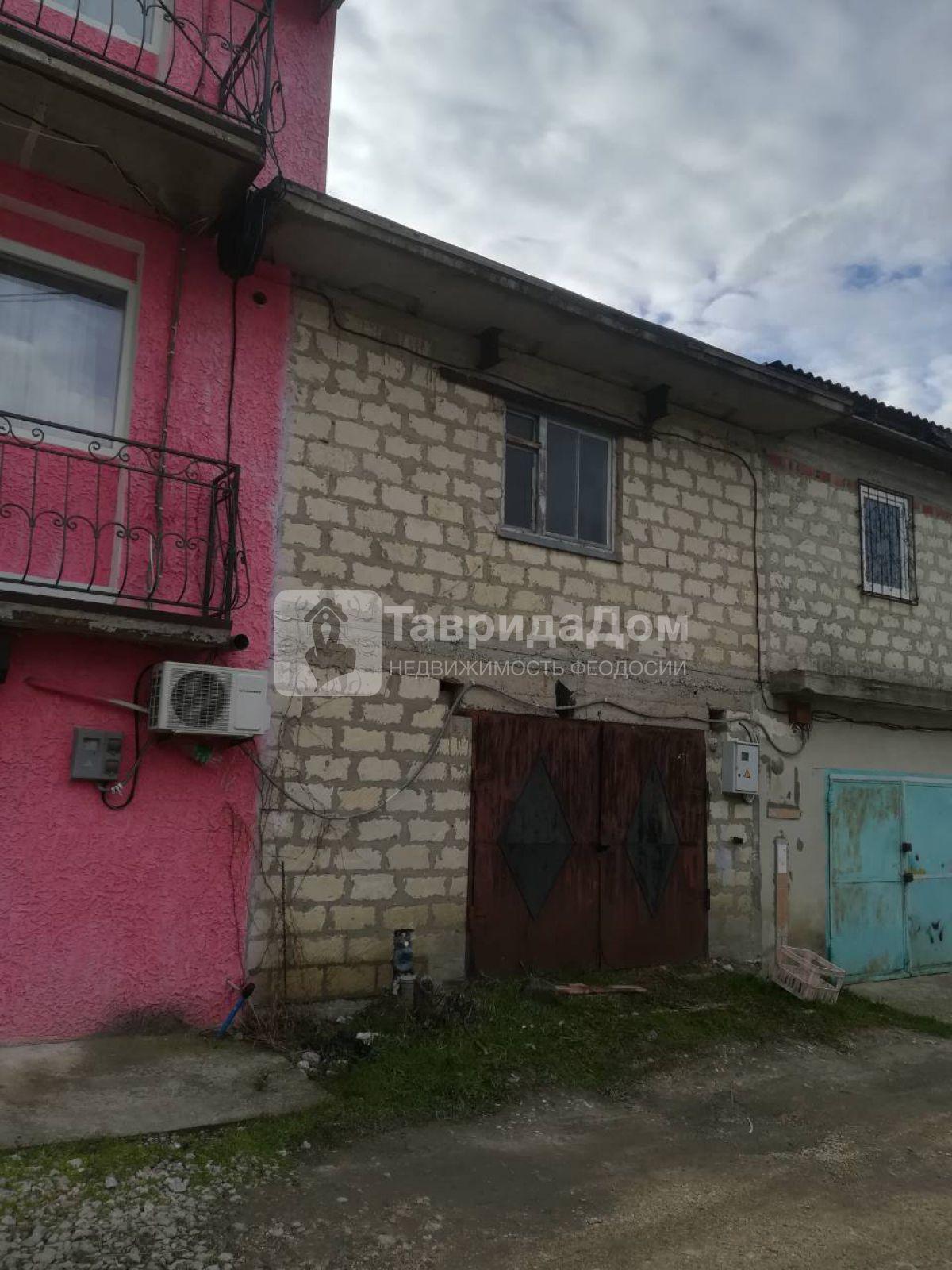 Гараж на продажу по адресу Россия, Крым Респ, Феодосия